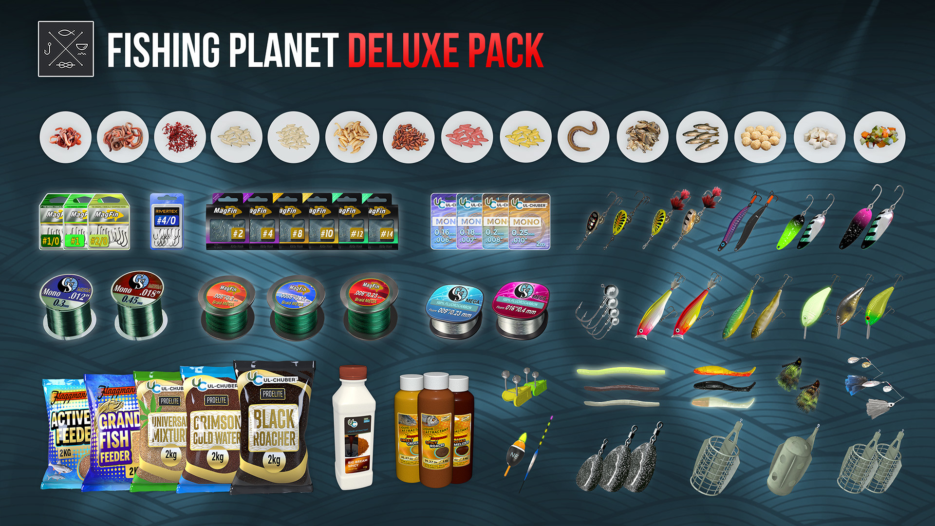 Fishing Planet: Deluxe Pack screenshot