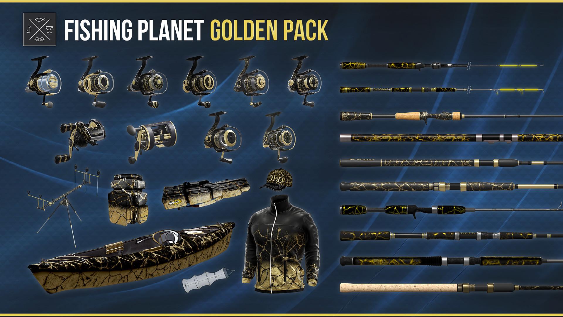 Fishing Planet: Golden Pack screenshot