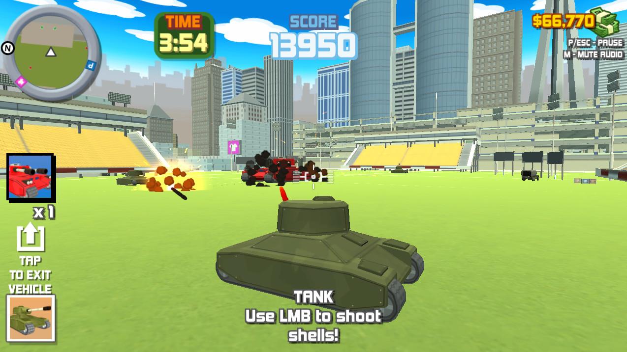 Hammer 2 screenshot