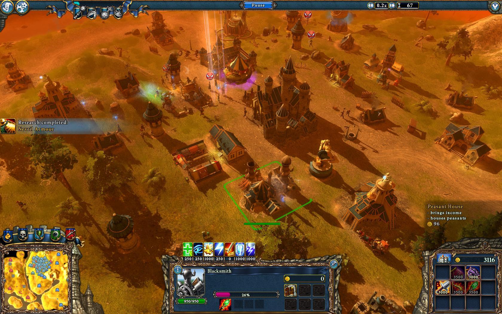 Majesty 2: Battles of Ardania screenshot