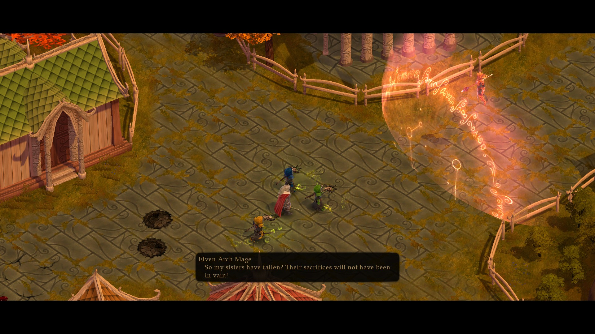 Magicka: The Other Side of the Coin screenshot