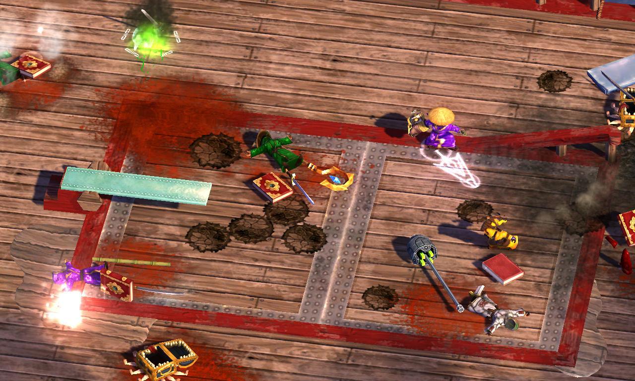 Magicka: Peculiar Gadgets Item Pack screenshot