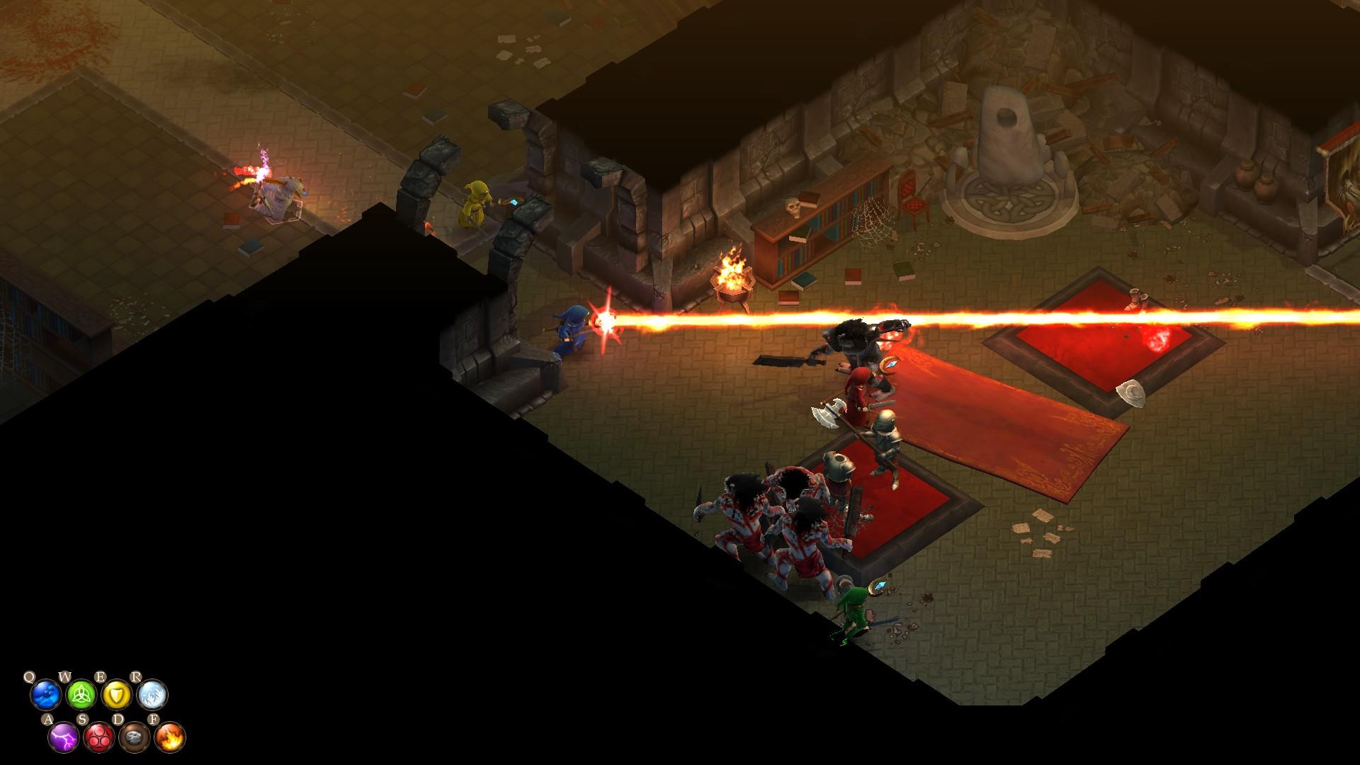 Magicka: Dungeons and Daemons screenshot