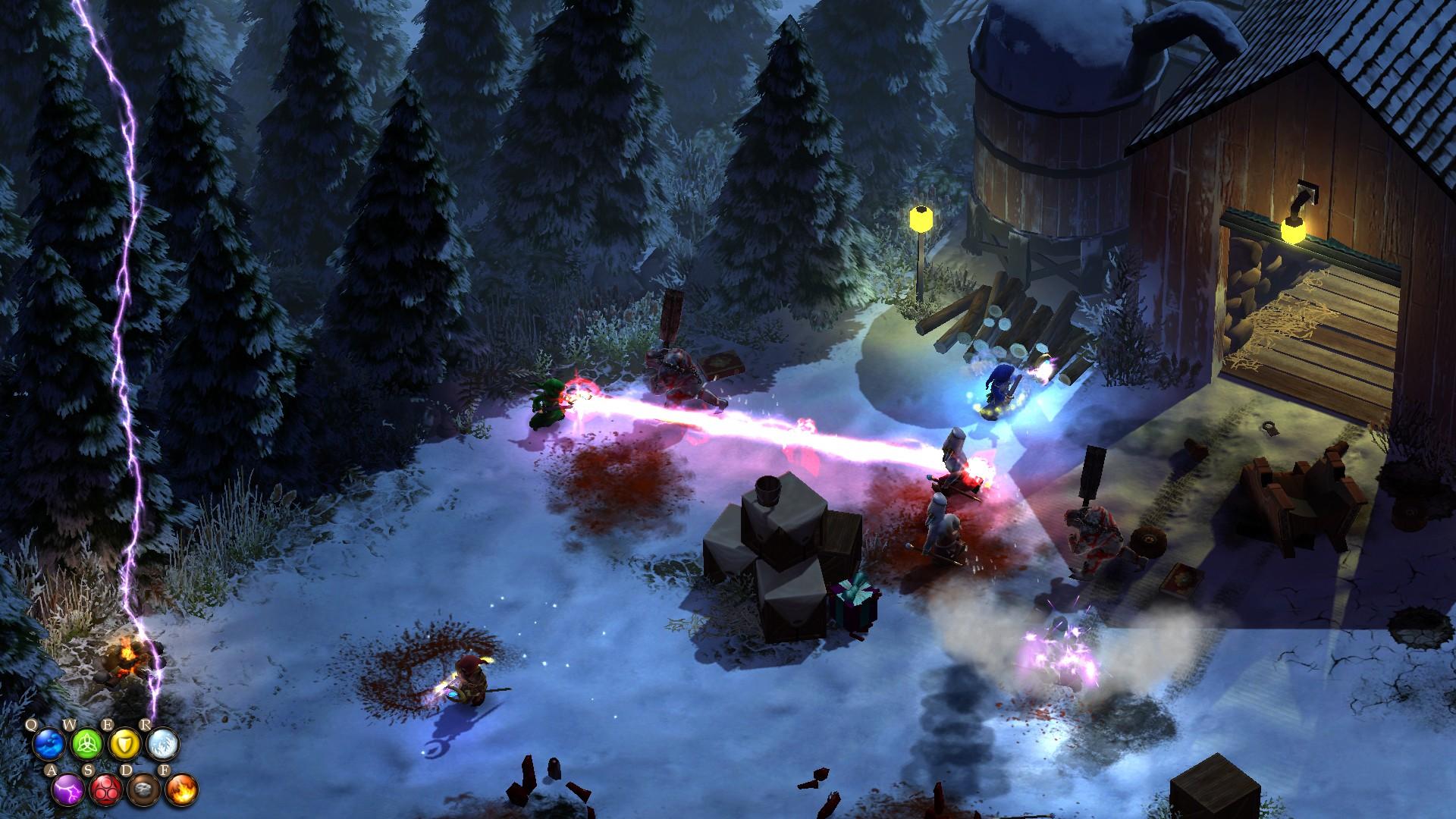 Magicka: Free Jolnirs Workshop screenshot