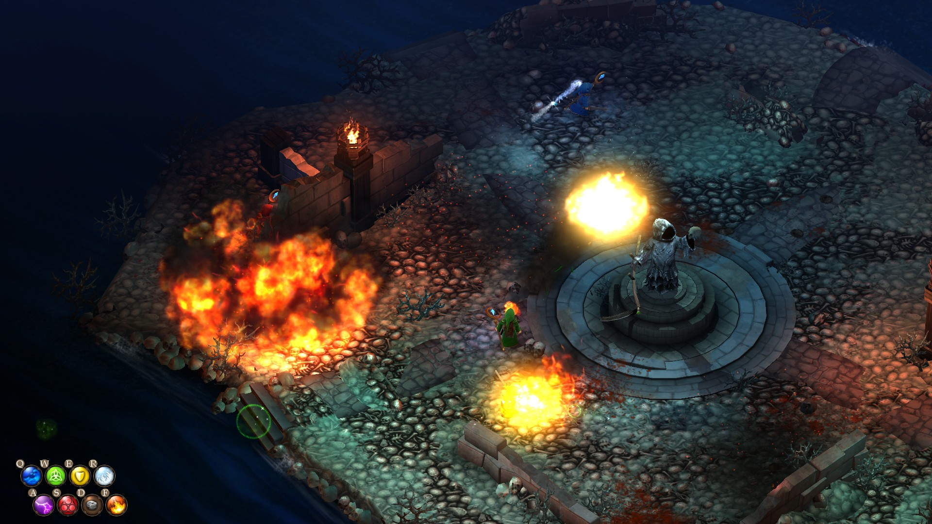 Magicka: Tower of Niflheim screenshot