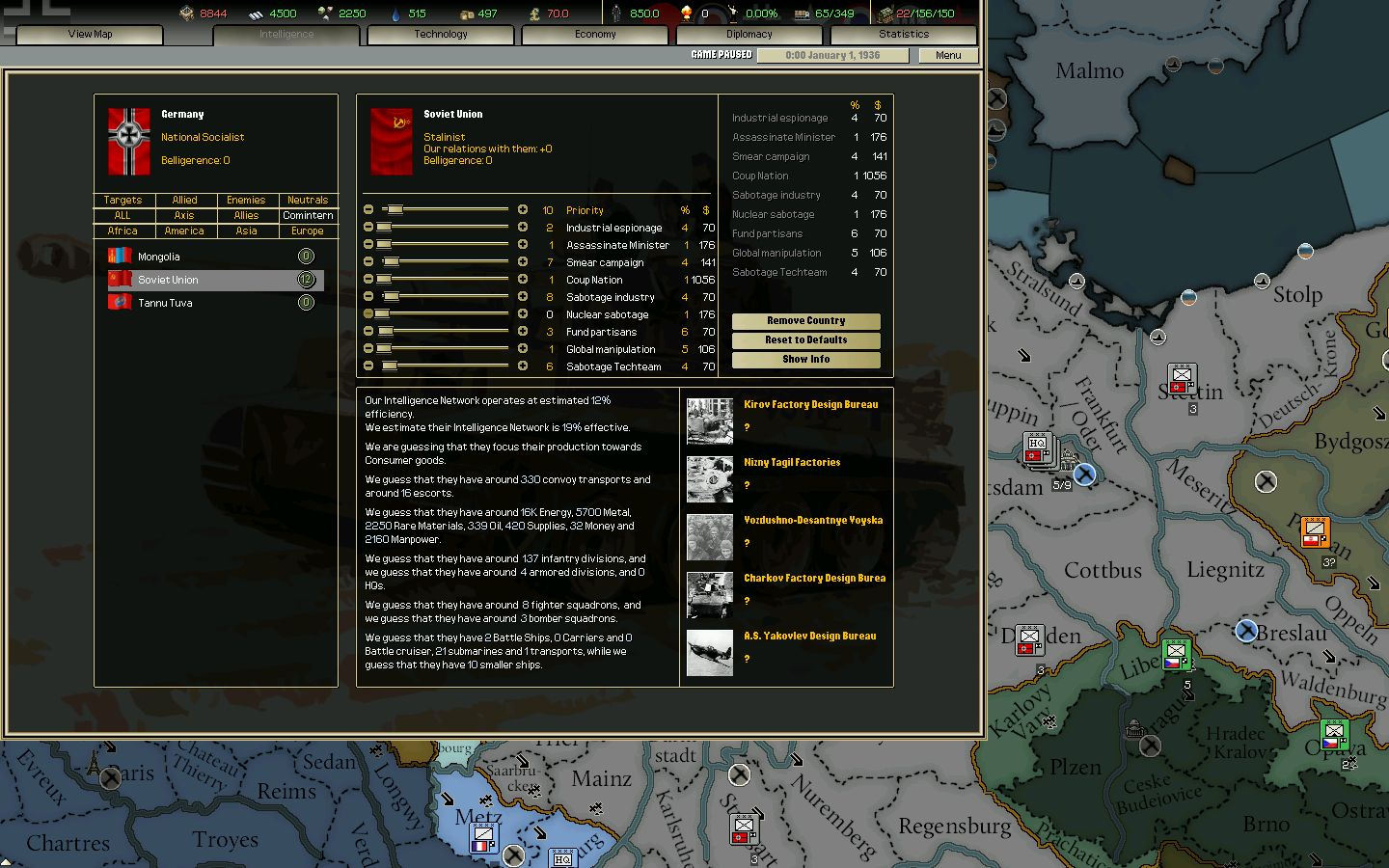 Darkest Hour: A Hearts of Iron Game screenshot 2