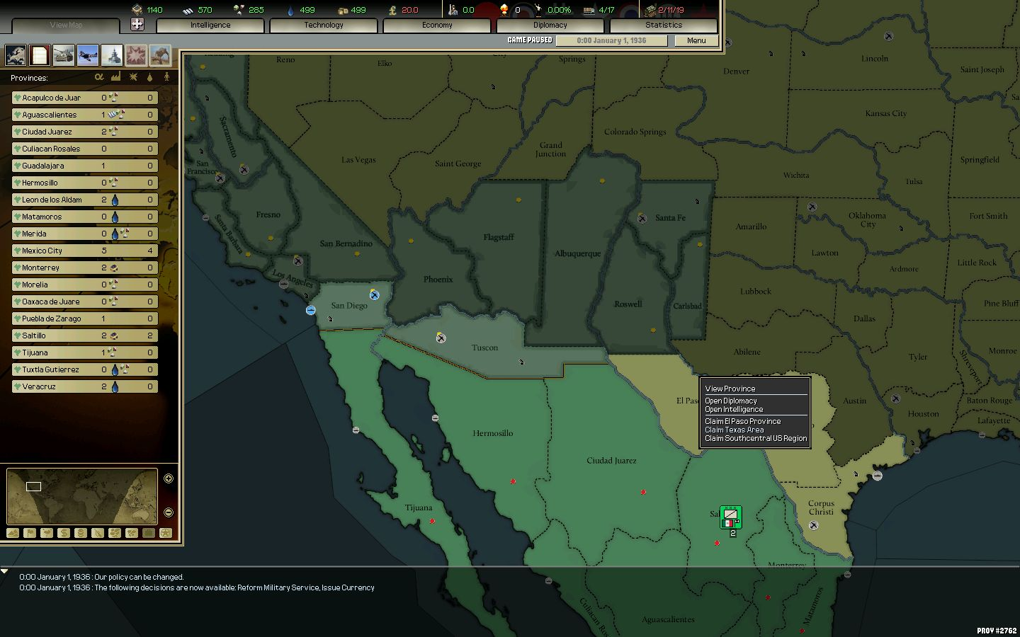 Darkest Hour: A Hearts of Iron Game screenshot 1