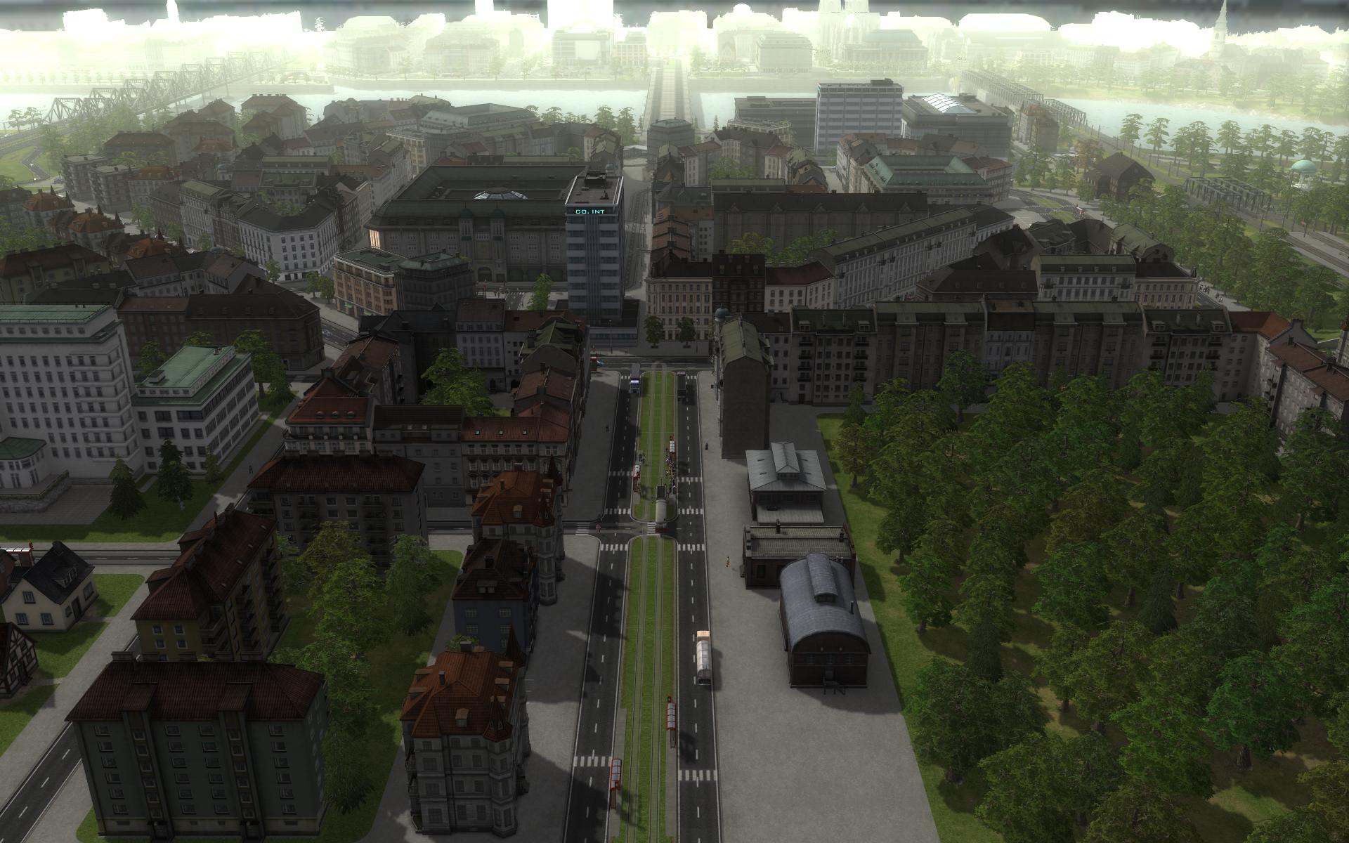 Cities in Motion: German Cities screenshot
