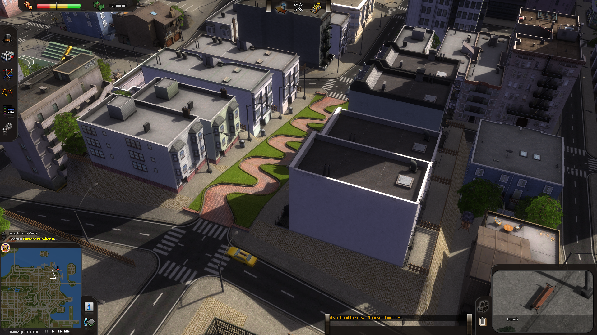 Cities in Motion: US Cities screenshot
