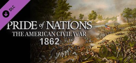 Pride of Nations: American Civil War 1862