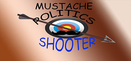 Mustache Politics Shooter
