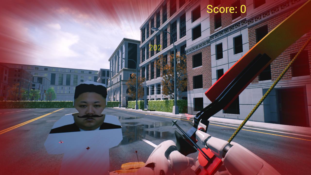 Mustache Politics Shooter screenshot