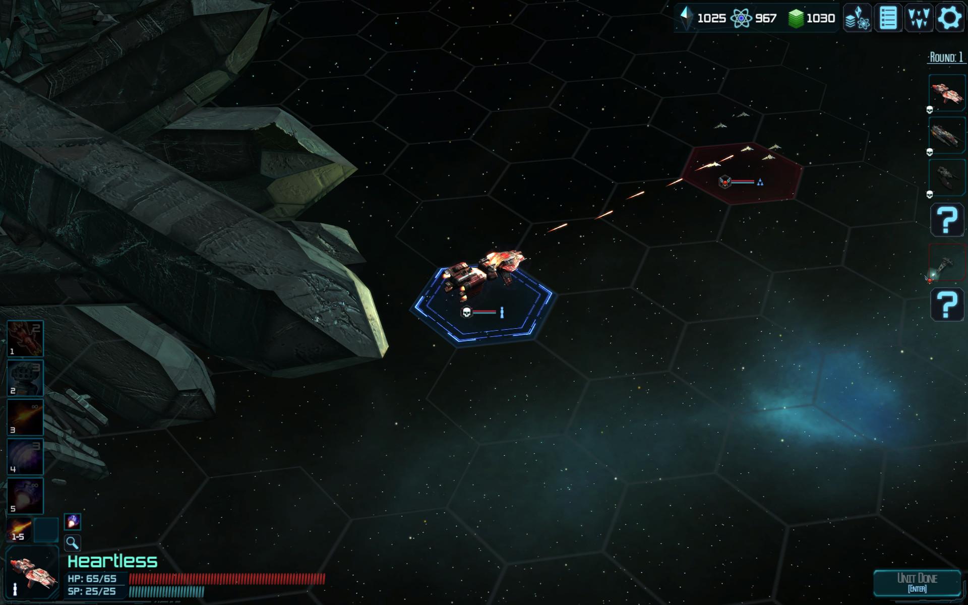 Ancient Frontier: Steel Shadows screenshot
