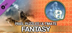 Pixel Puzzles Ultimate - Puzzle Pack: Fantasy