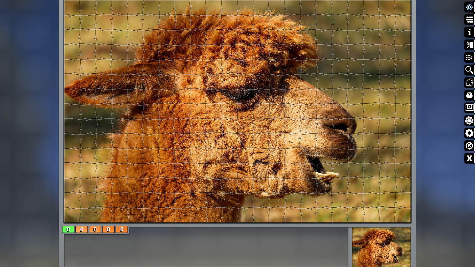 Jigsaw Puzzle Pack - Pixel Puzzles Ultimate: Variety Pack 4 screenshot