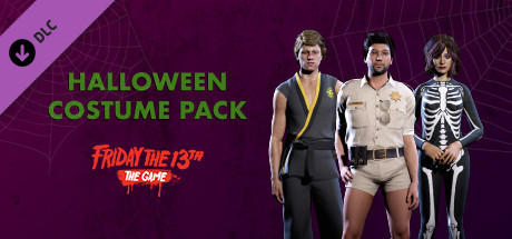 Friday the 13th: The Game - Costume Party Counselor Clothing Pack ...