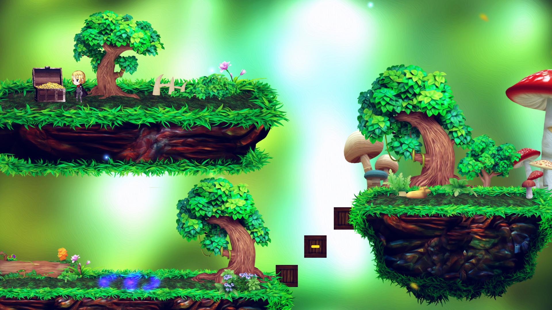 Gold key screenshot