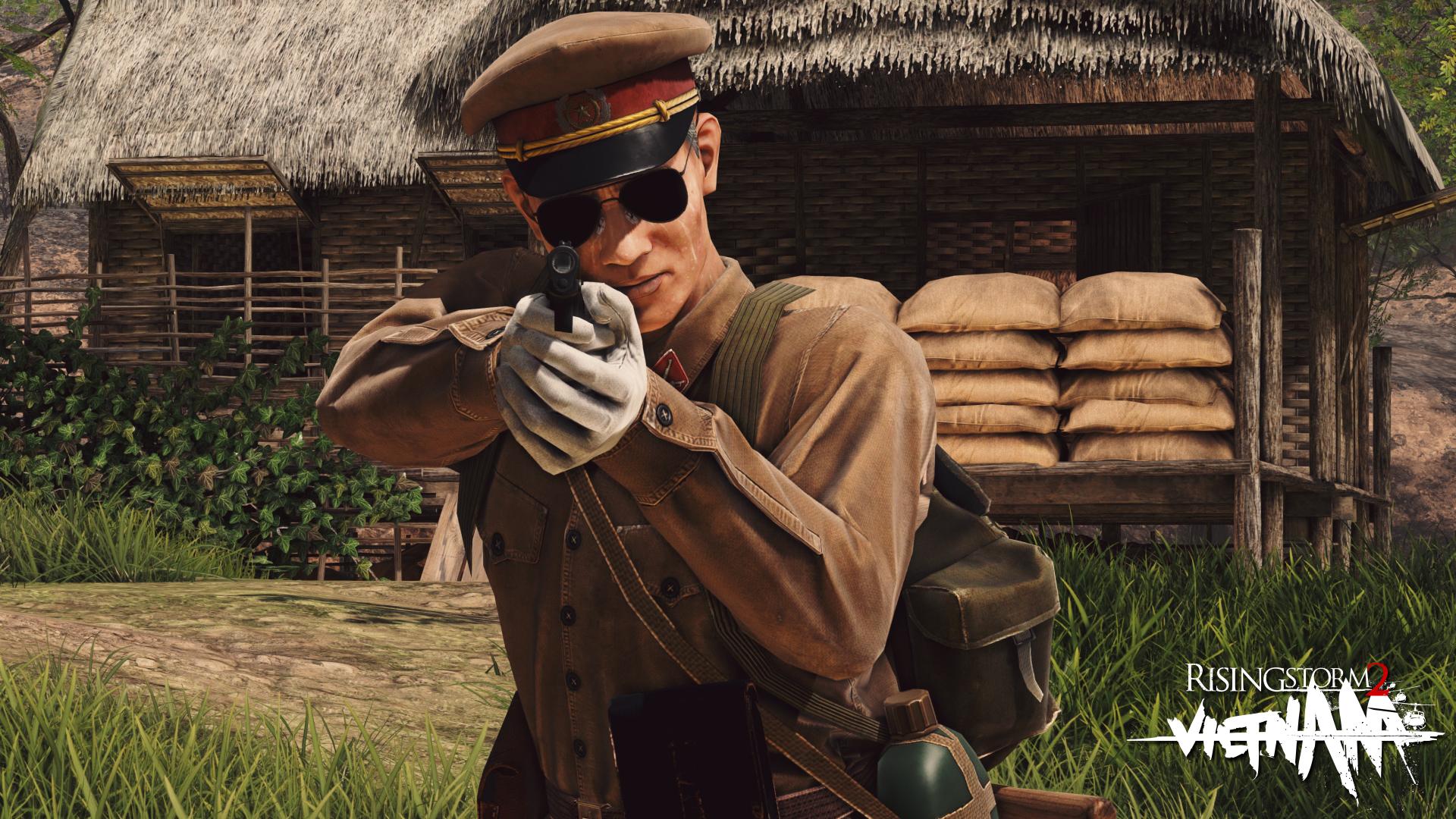 Rising Storm 2: Vietnam - Pulling Rank Cosmetic DLC screenshot