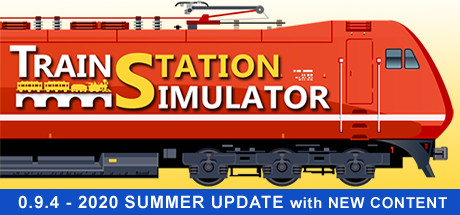 Allgamedeals.com - Train Station Simulator - STEAM