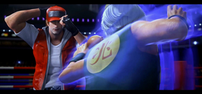 THE KING OF FIGHTERS: DESTINY: SHADOW OF EVIL