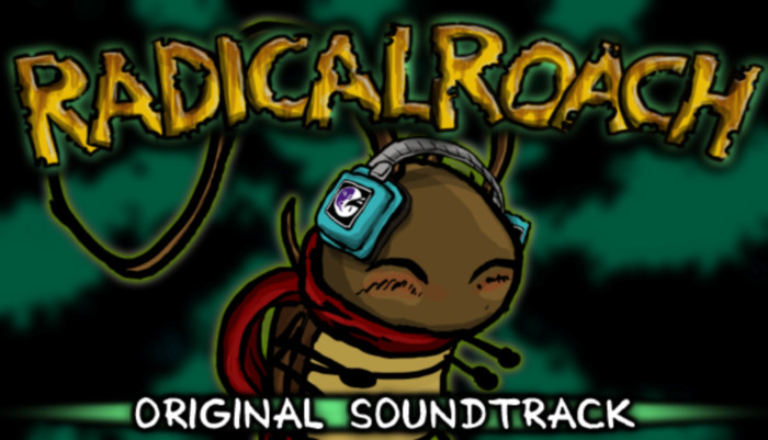RADical ROACH: Original Soundtrack screenshot