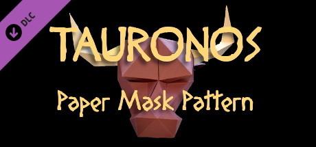 TAURONOS - Minotaur Paper Mask Pattern