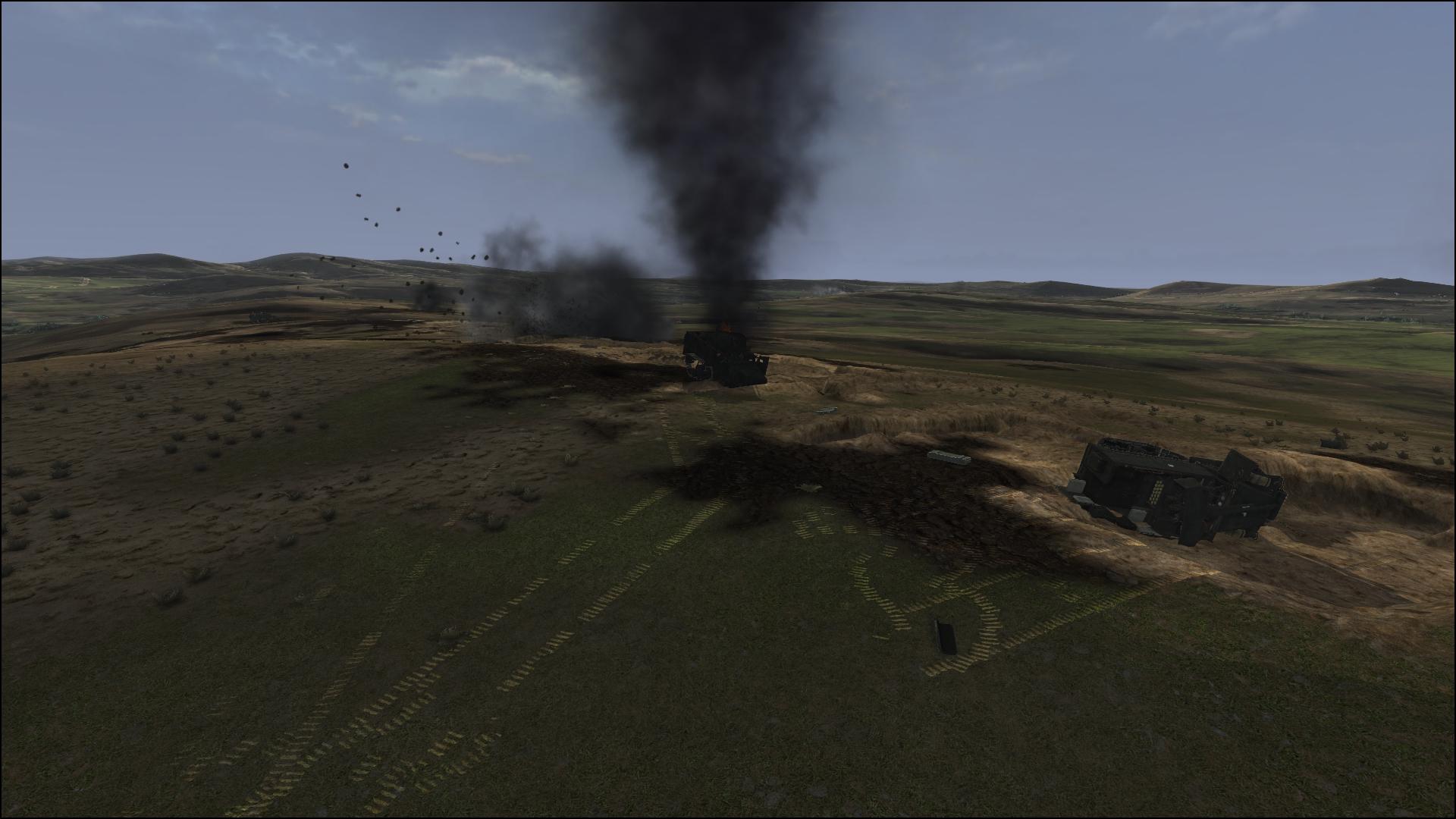 Tank Warfare: El Guettar screenshot