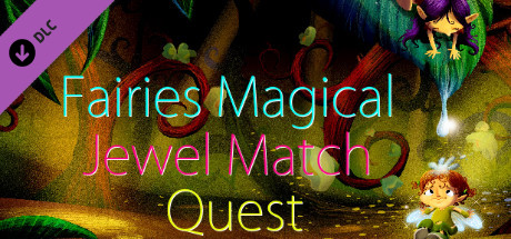 Jewels of the Mysterious Woodland - Fairies Magical Jewel Match Quest