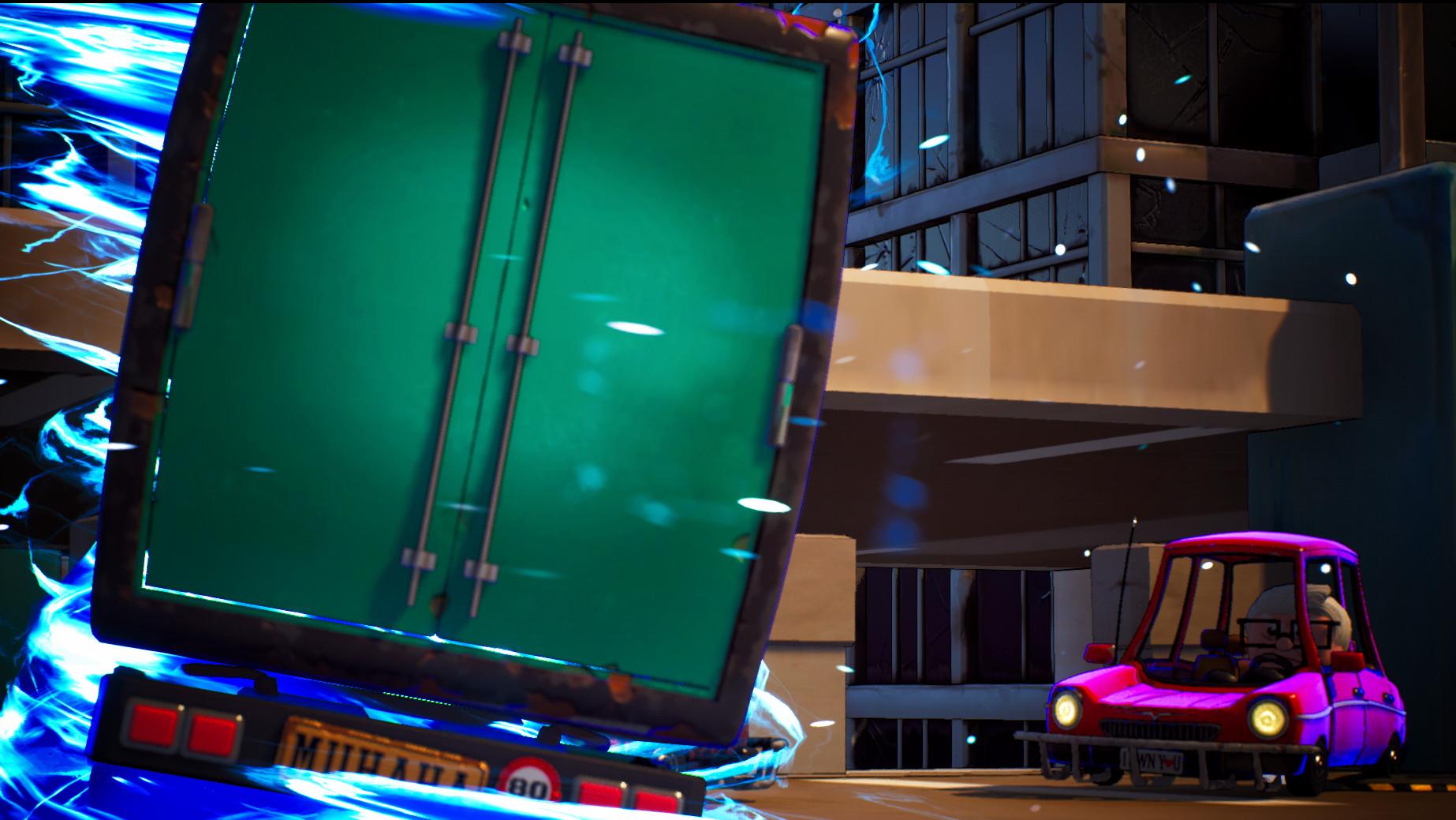 CARRUMBLE screenshot