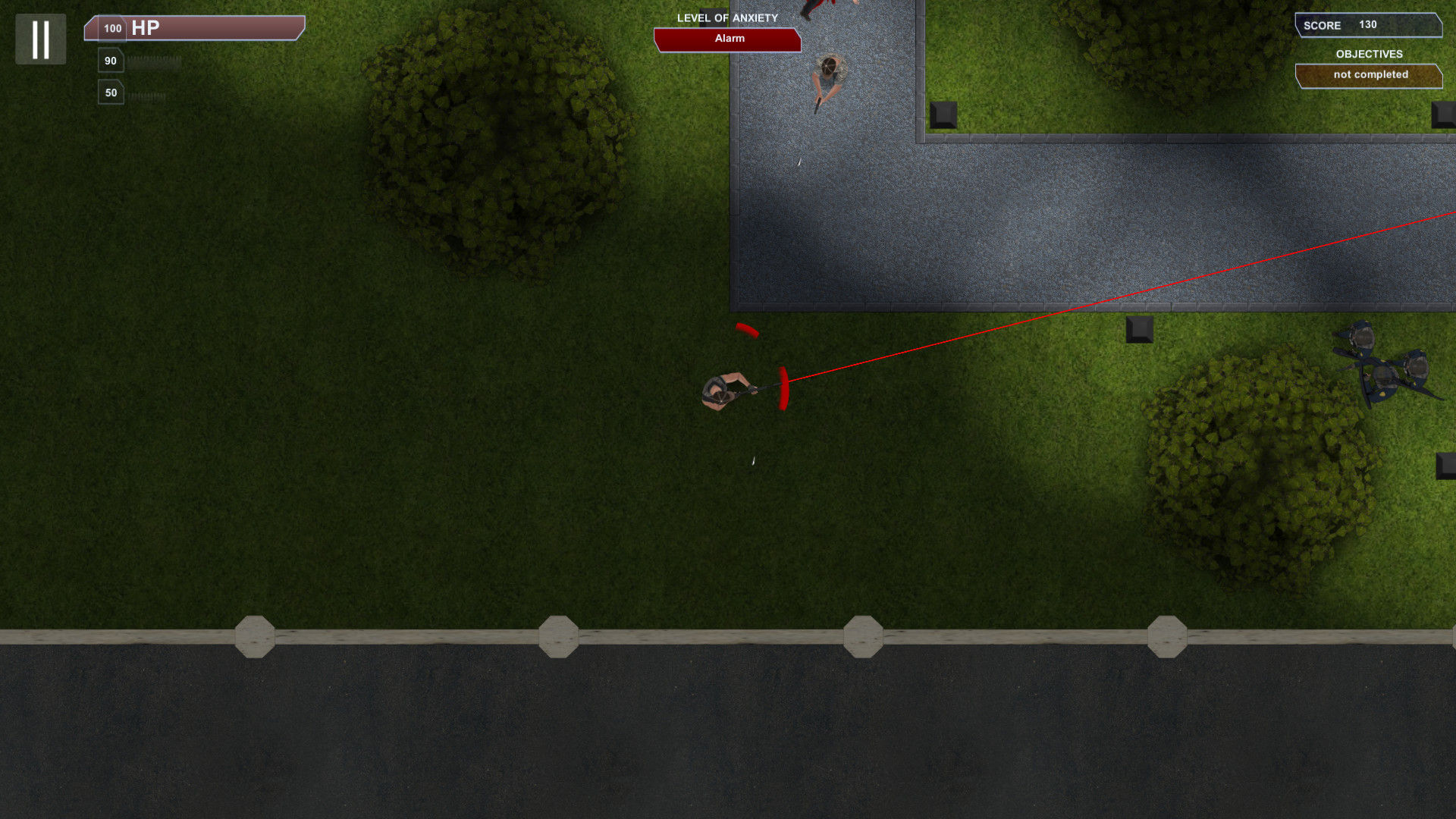 Tactical Operations screenshot