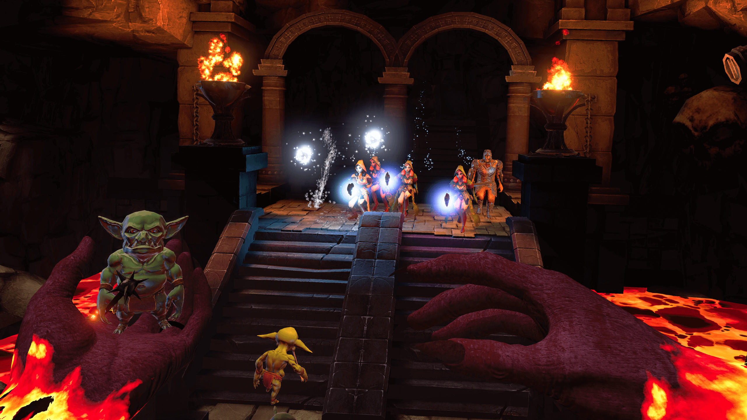Devil and the Fairy screenshot