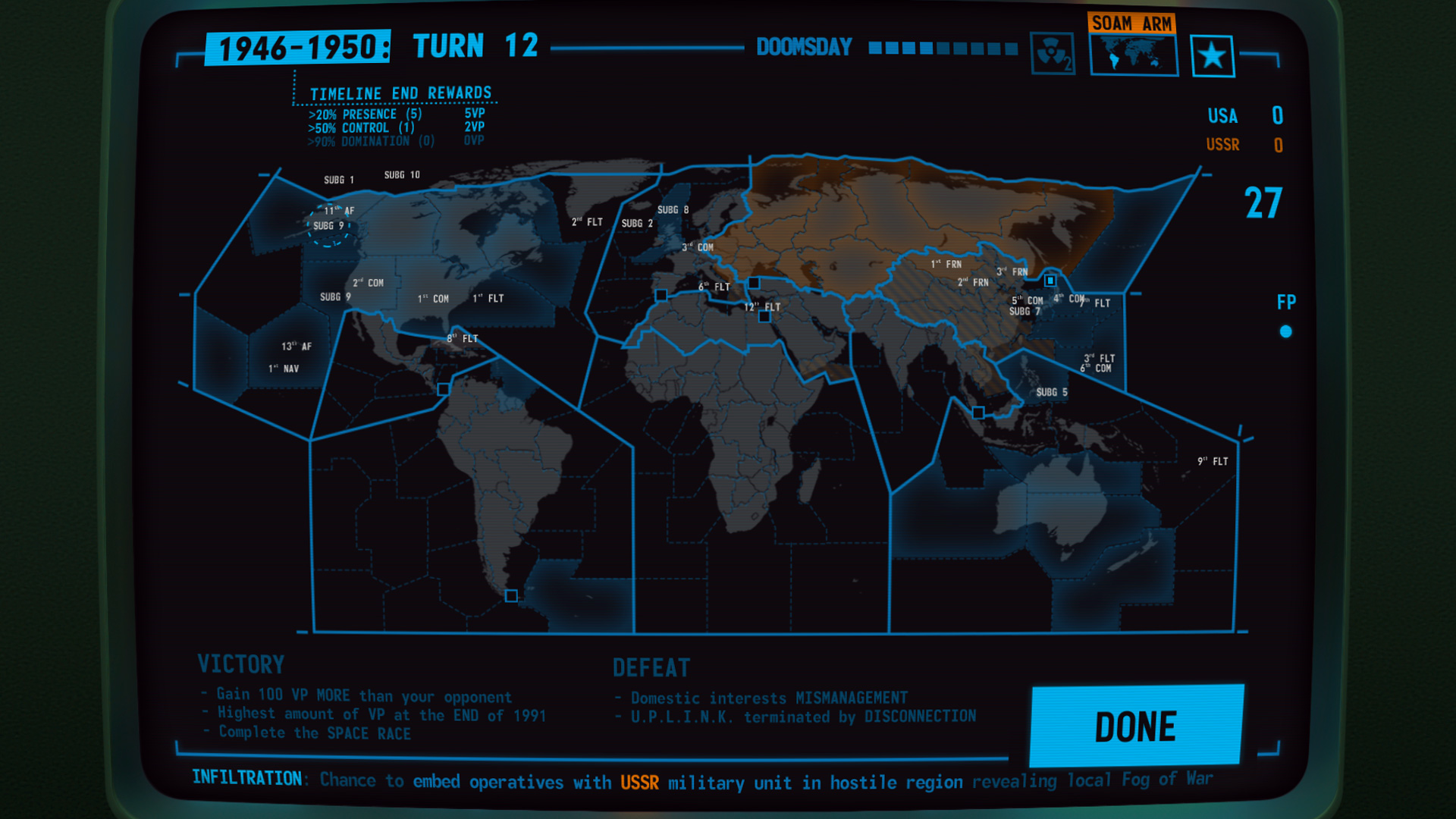 Terminal Conflict screenshot