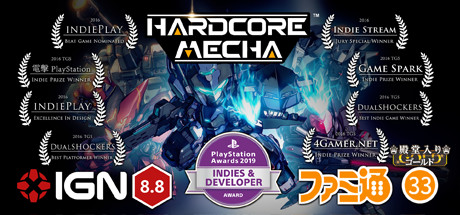 Allgamedeals.com - HARDCORE MECHA - STEAM