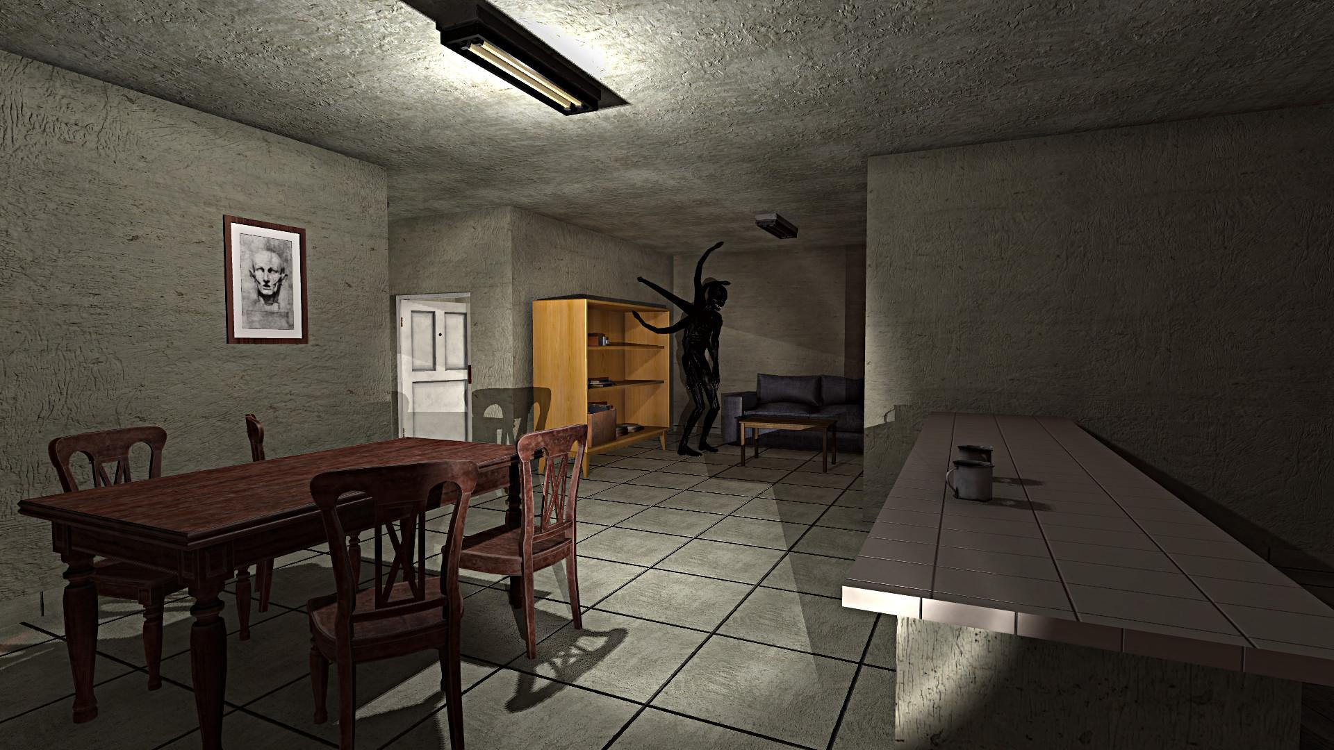 Prelude: Psychological Horror Game screenshot