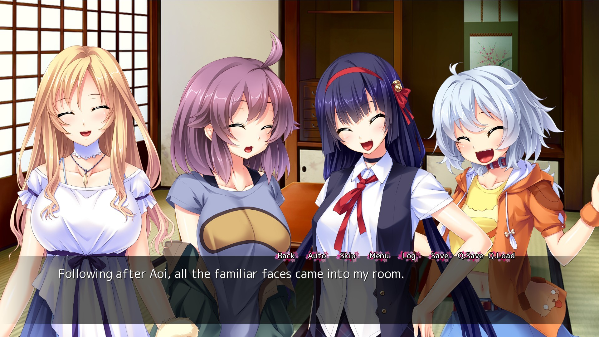 Wild Romance: Mofu Mofu Edition screenshot