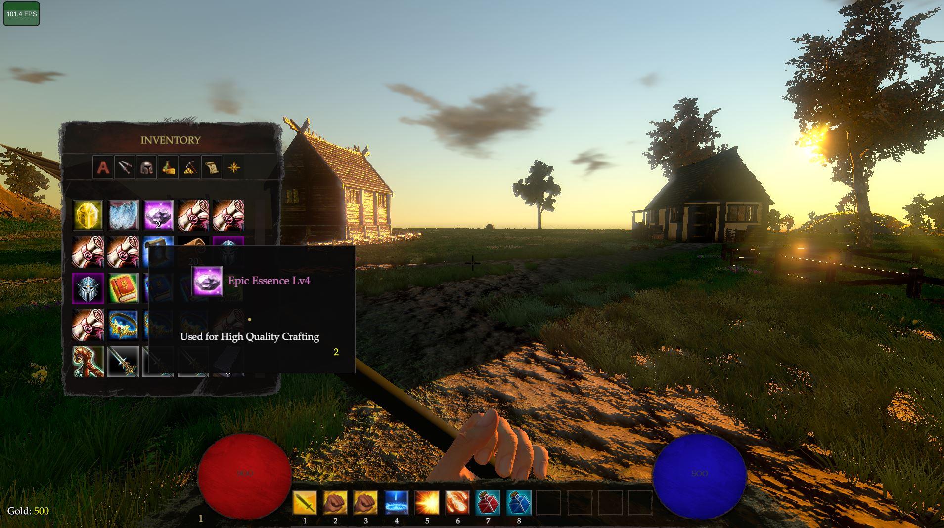 The Six Dragons screenshot