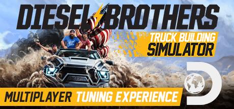 Allgamedeals.com - Diesel Brothers: Truck Building Simulator - STEAM