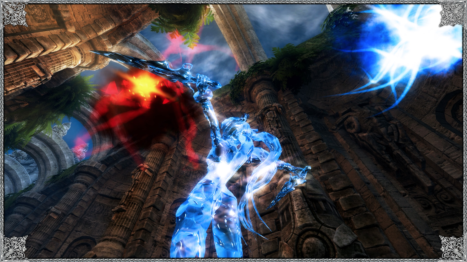 X-Blades screenshot