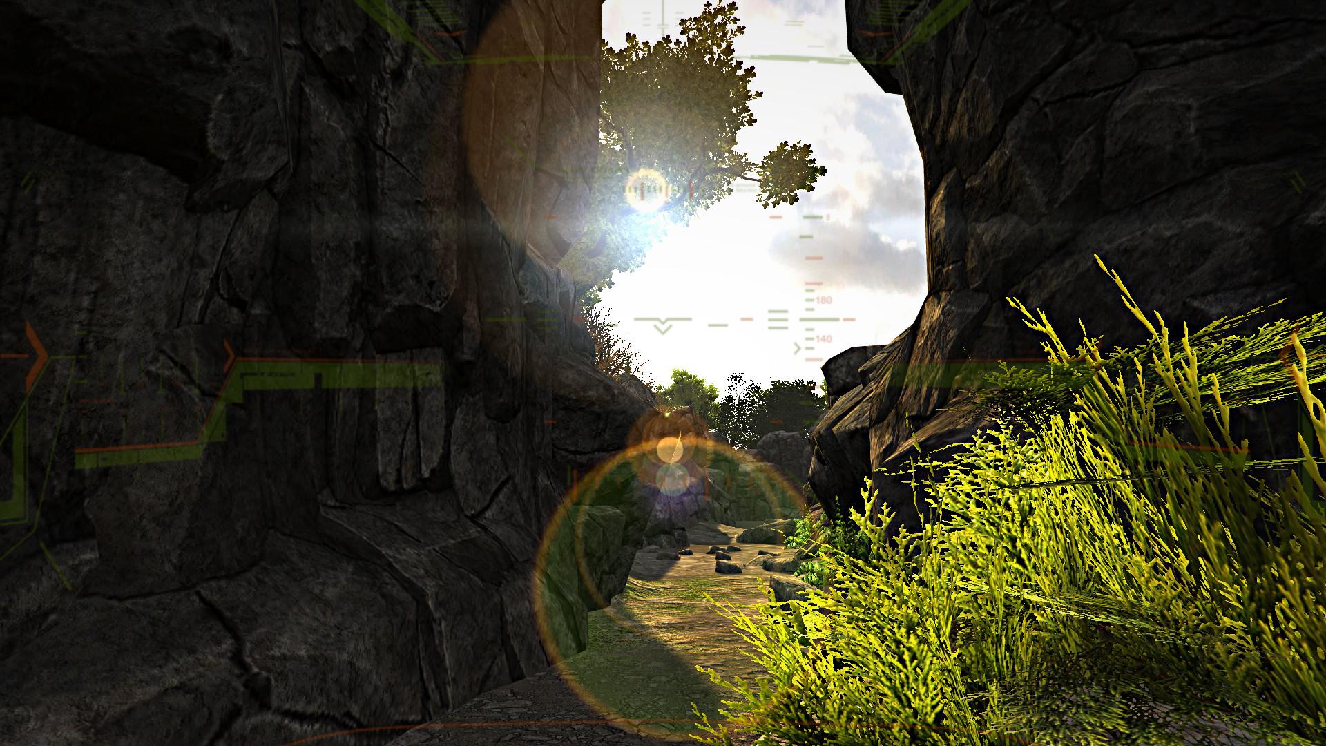 Paradise Lost: FPS Cosmic Horror Game screenshot