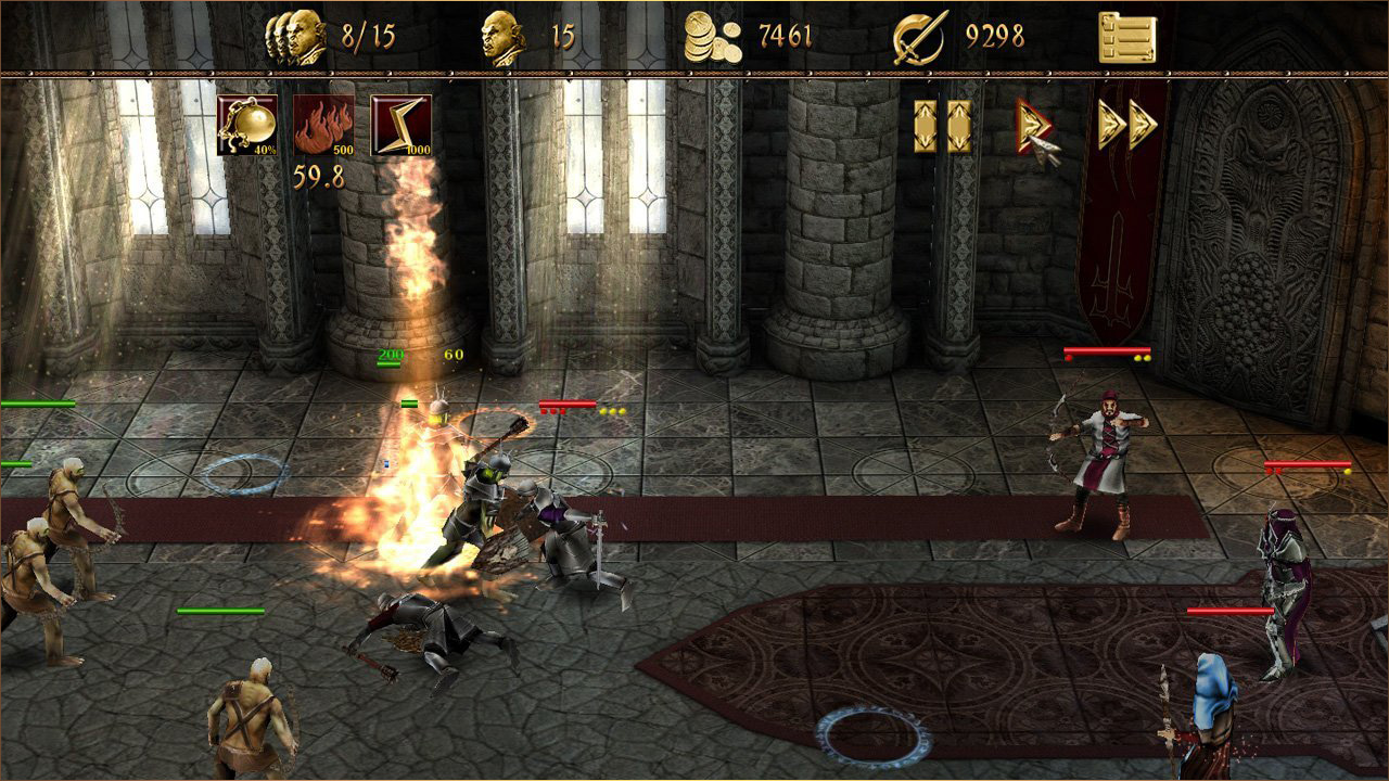 Two Worlds II Castle Defense screenshot