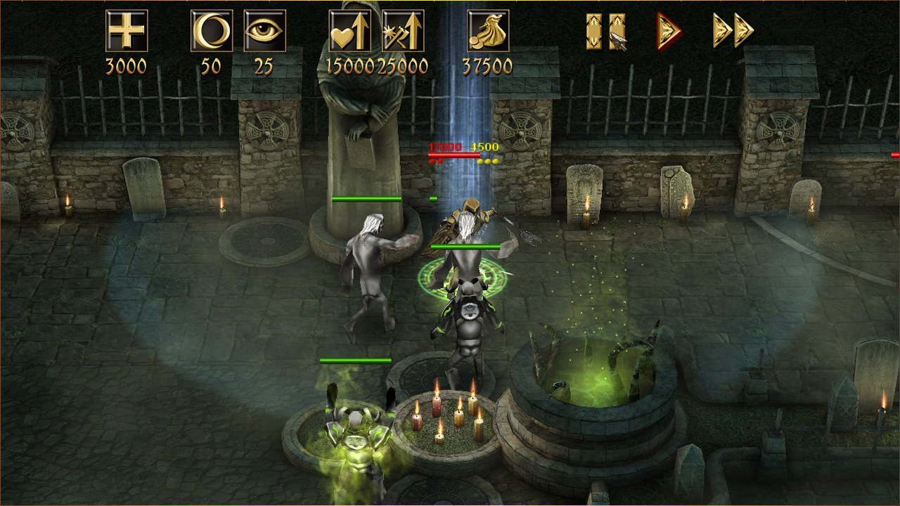 Two Worlds II Castle Defense screenshot