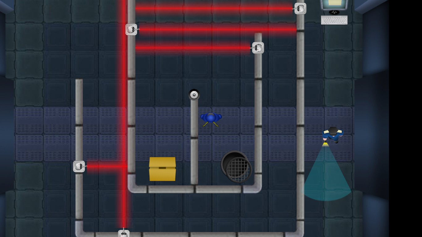 Ninja Stealth 3 screenshot