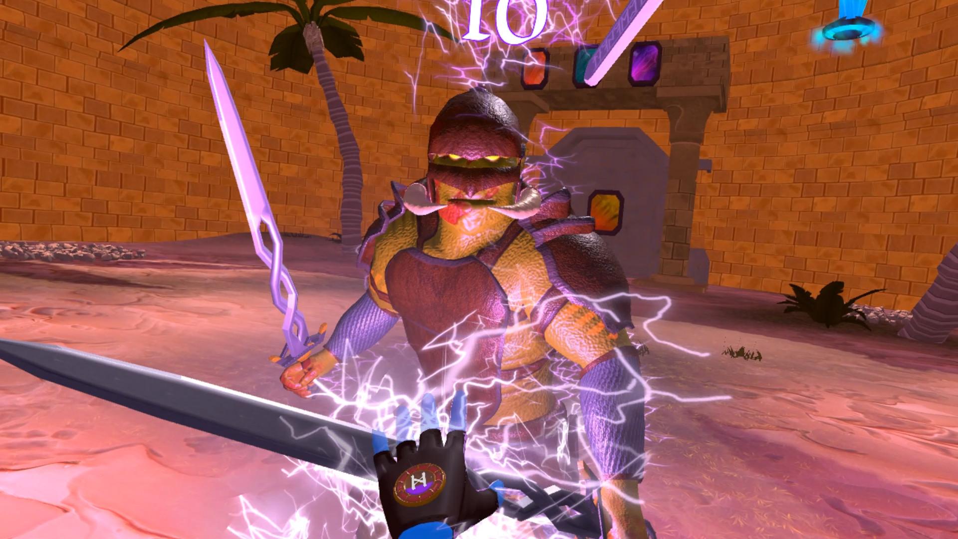 Vengeful Rites screenshot