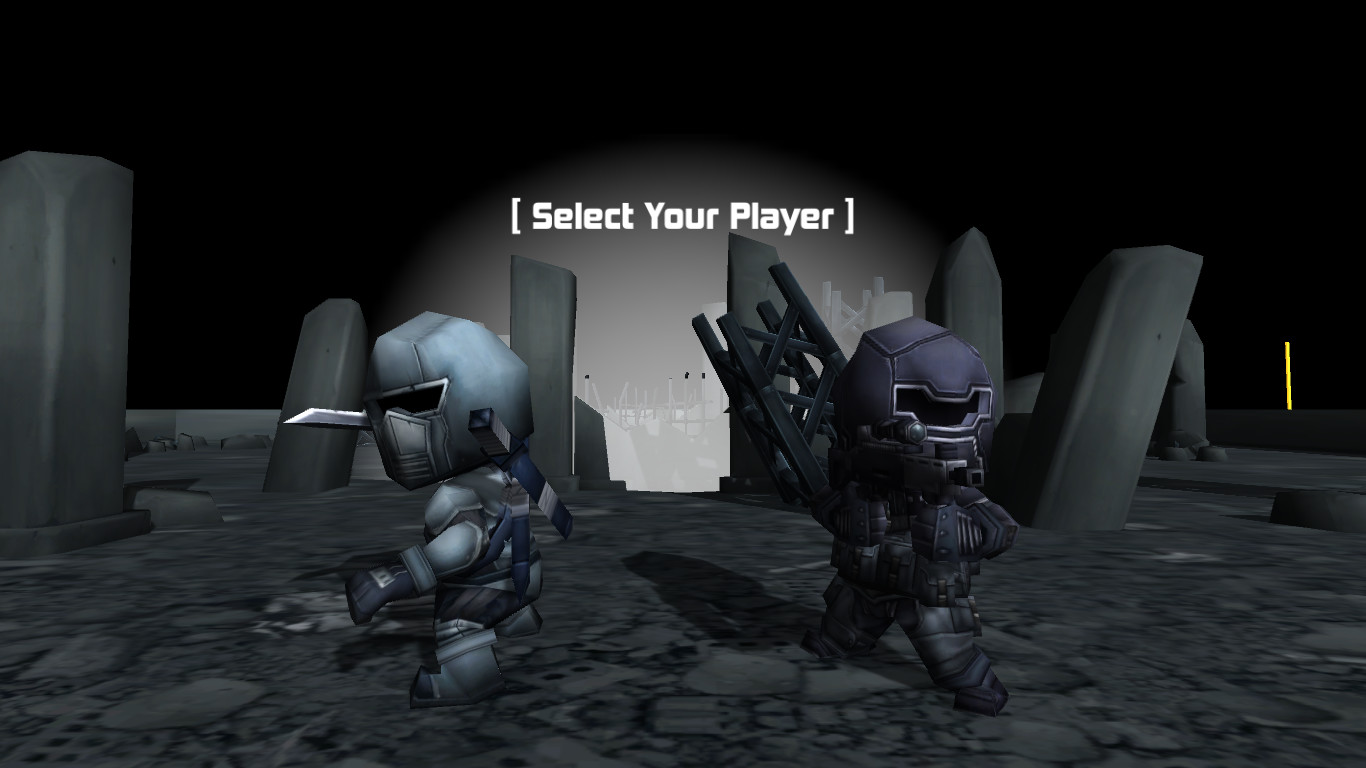 Robot Warriors screenshot