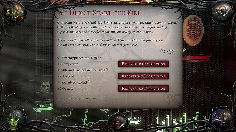 Welcome to Orochi Park screenshot
