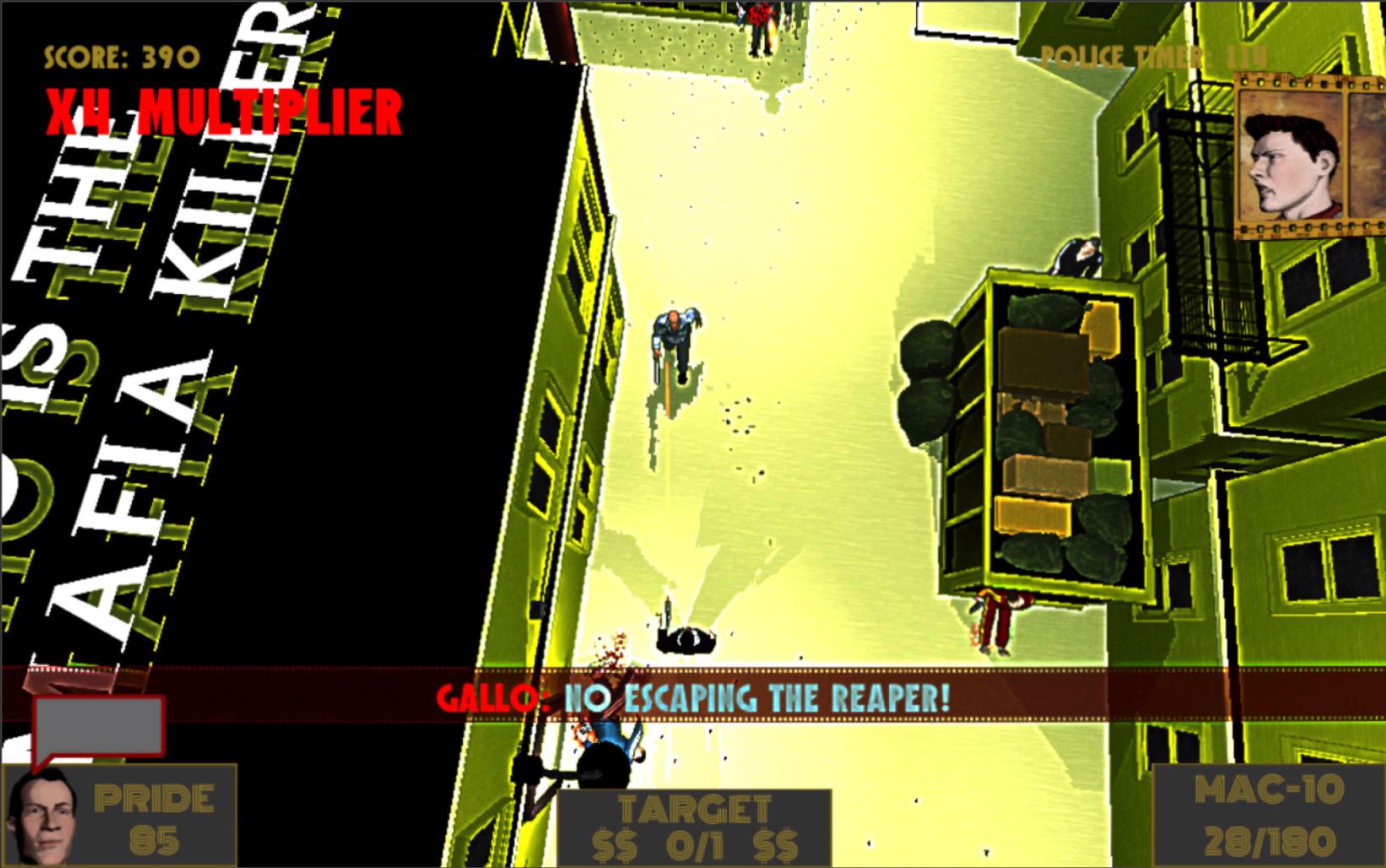Man of Honor screenshot