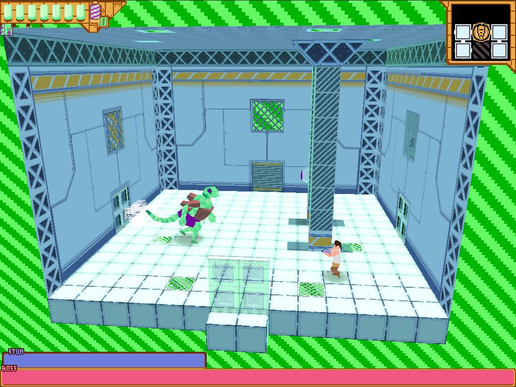 Kill the Superweapon screenshot