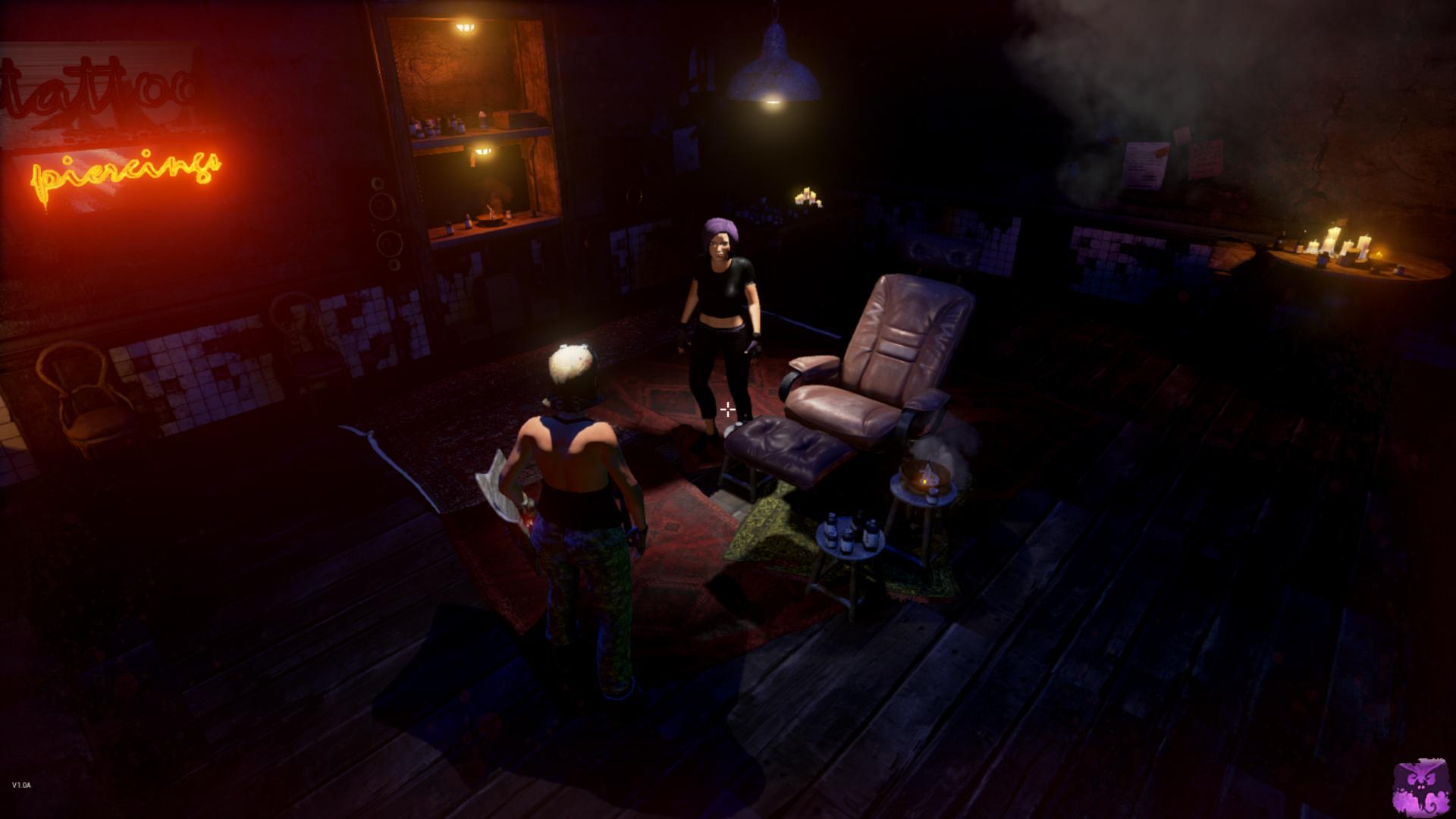 BloodLust 2: Nemesis screenshot