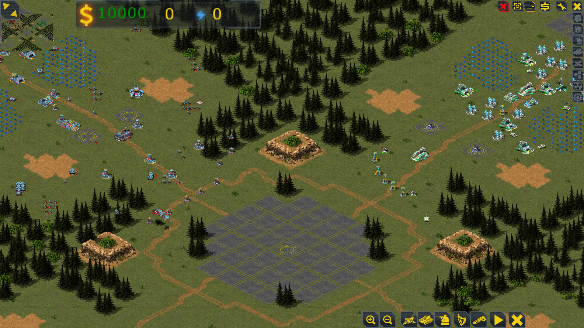 RedSun RTS screenshot