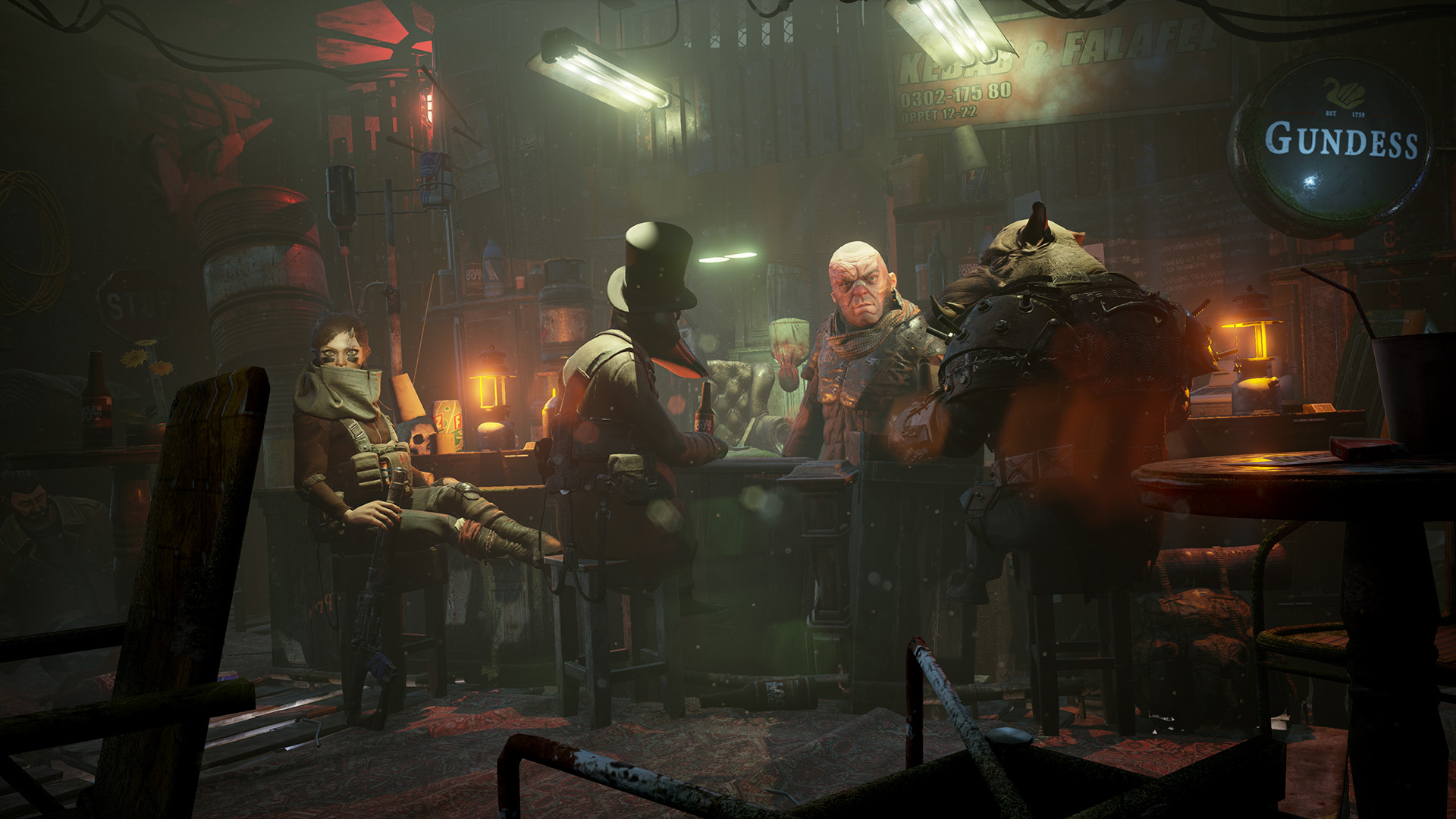 Mutant Year Zero: Road to Eden screenshot